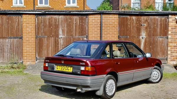 1990 Rover 216 GSi For Sale (picture 32 of 114)