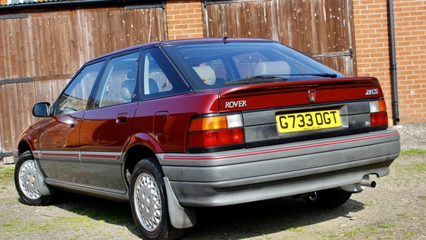 1990 Rover 216 GSi For Sale (picture 14 of 114)