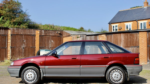 1990 Rover 216 GSi For Sale (picture 28 of 114)