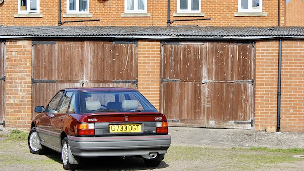 1990 Rover 216 GSi For Sale (picture 17 of 114)