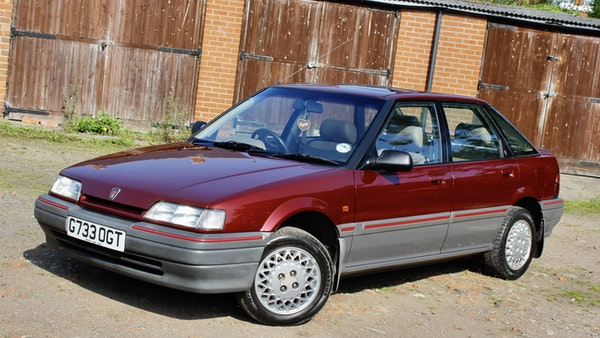 1990 Rover 216 GSi For Sale (picture 8 of 114)