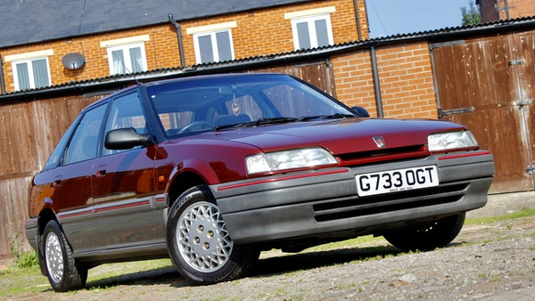 1990 Rover 216 GSi For Sale (picture 3 of 114)