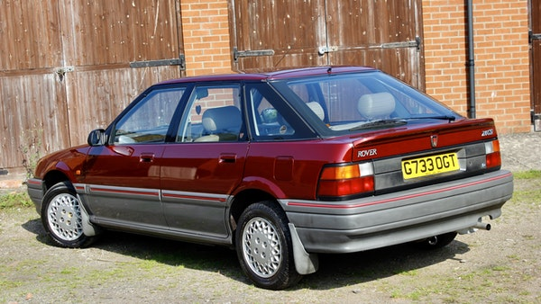 1990 Rover 216 GSi For Sale (picture 18 of 114)