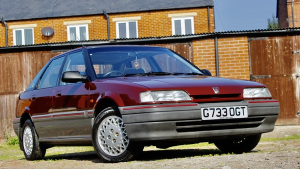 1990 Rover 216 GSi For Sale (picture 4 of 114)