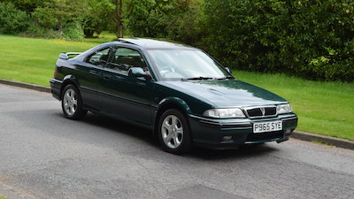 1997 Rover 218 VVC Coupe
