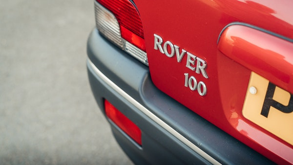 1997 Rover 100 Knightsbridge For Sale (picture 32 of 67)