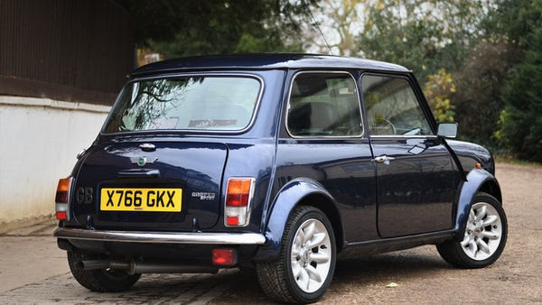 "2000 Rover Mini Cooper ""S Works"" For Sale (picture 7 of 123)"