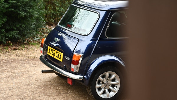 "2000 Rover Mini Cooper ""S Works"" For Sale (picture 77 of 123)"