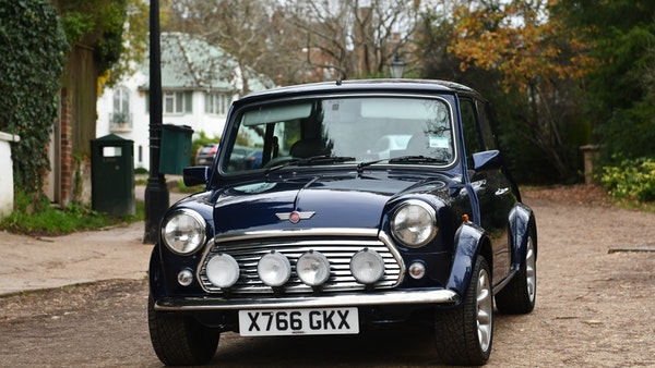 "2000 Rover Mini Cooper ""S Works"" For Sale (picture 9 of 123)"