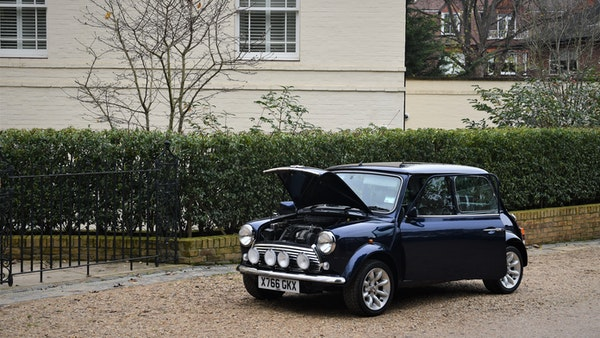 "2000 Rover Mini Cooper ""S Works"" For Sale (picture 18 of 123)"
