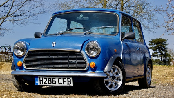 NO RESERVE! 1991 Rover Mini Mayfair For Sale (picture 8 of 90)