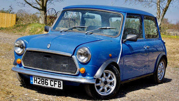 NO RESERVE! 1991 Rover Mini Mayfair For Sale (picture 6 of 90)