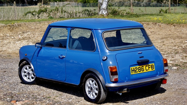 NO RESERVE! 1991 Rover Mini Mayfair For Sale (picture 12 of 90)