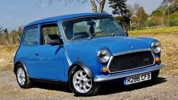NO RESERVE! 1991 Rover Mini Mayfair For Sale (picture 4 of 90)