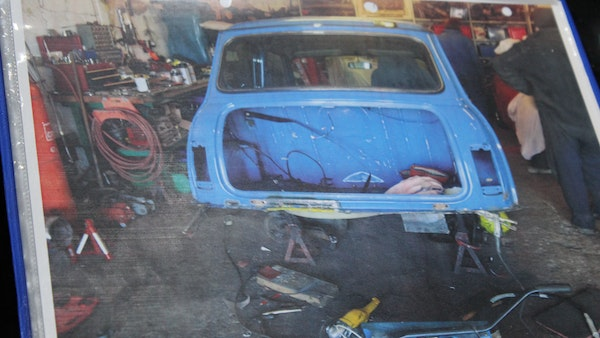NO RESERVE! 1991 Rover Mini Mayfair For Sale (picture 87 of 90)
