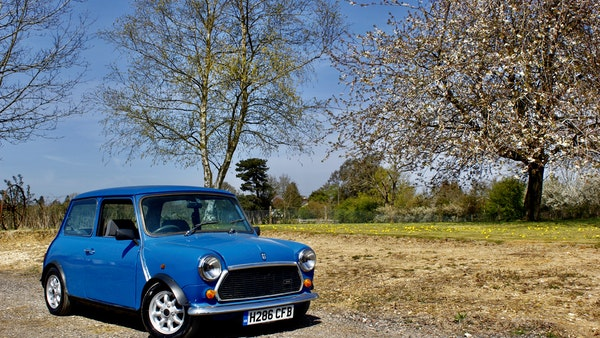 NO RESERVE! 1991 Rover Mini Mayfair For Sale (picture 13 of 90)