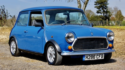 NO RESERVE! 1991 Rover Mini Mayfair