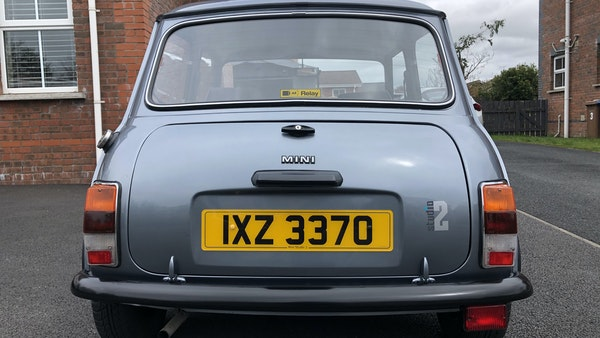 RESERVE LOWERED - 1990 Rover Mini Studio 2 For Sale (picture 10 of 73)