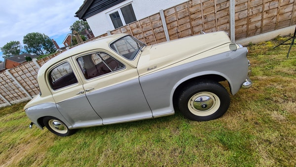 1959 Rover P4 90 For Sale (picture 17 of 153)