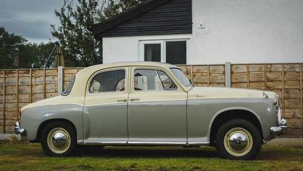 1959 Rover P4 90 For Sale (picture 5 of 153)