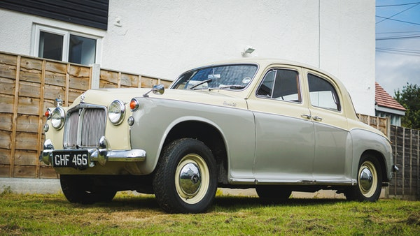 1959 Rover P4 90 For Sale (picture 23 of 153)