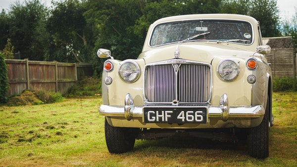 1959 Rover P4 90 For Sale (picture 10 of 153)