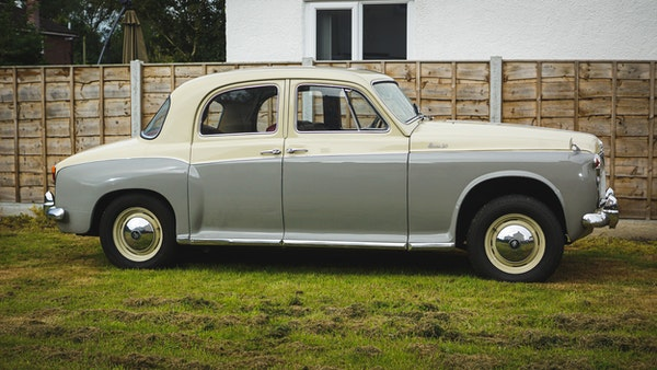 1959 Rover P4 90 For Sale (picture 4 of 153)