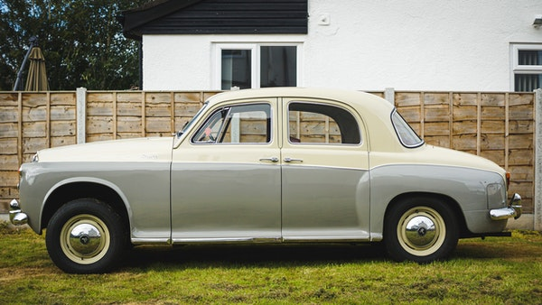 1959 Rover P4 90 For Sale (picture 15 of 153)