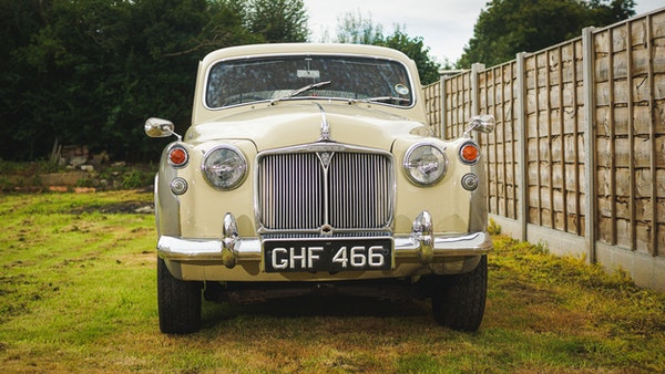 1959 Rover P4 90 For Sale (picture 6 of 153)