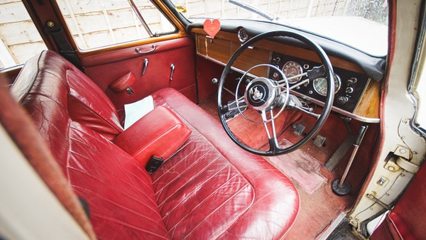 1959 Rover P4 90 For Sale (picture 47 of 153)