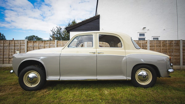 1959 Rover P4 90 For Sale (picture 14 of 153)