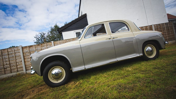 1959 Rover P4 90 For Sale (picture 13 of 153)
