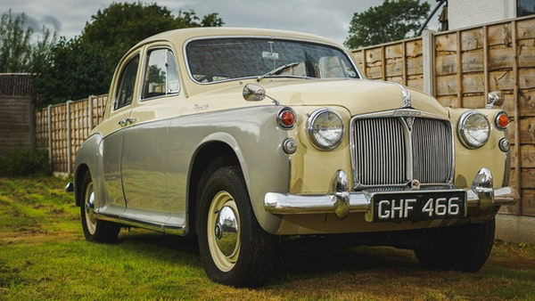 1959 Rover P4 90 For Sale (picture 1 of 153)