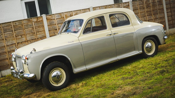 1959 Rover P4 90 For Sale (picture 19 of 153)