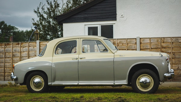1959 Rover P4 90 For Sale (picture 7 of 153)