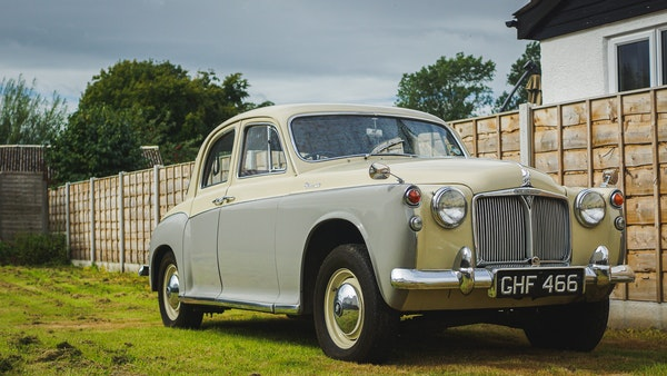 1959 Rover P4 90 For Sale (picture 3 of 153)