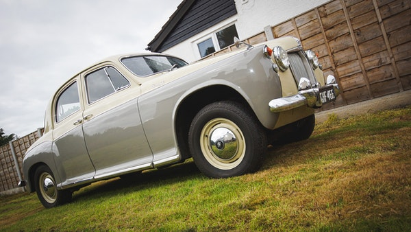 1959 Rover P4 90 For Sale (picture 12 of 153)