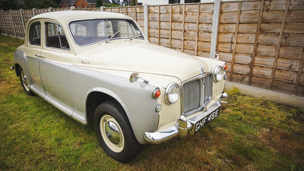 1959 Rover P4 90 For Sale (picture 8 of 153)