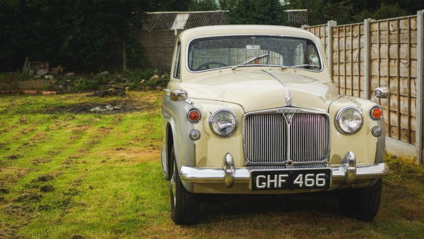 1959 Rover P4 90 For Sale (picture 9 of 153)