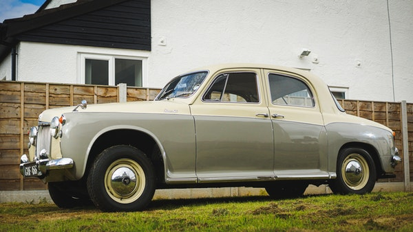 1959 Rover P4 90 For Sale (picture 18 of 153)