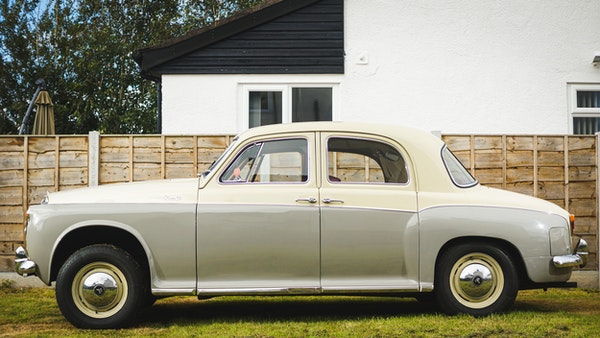 1959 Rover P4 90 For Sale (picture 16 of 153)