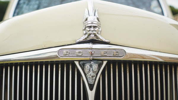1959 Rover P4 90 For Sale (picture 75 of 153)
