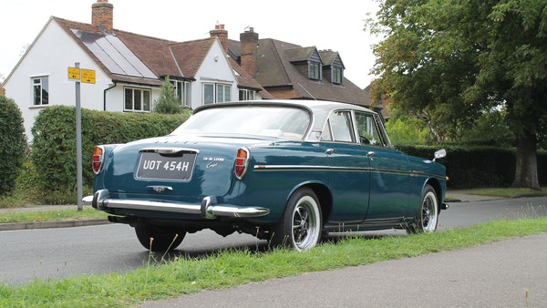 1970 Rover P5B 3.5 Coupe For Sale (picture 15 of 130)