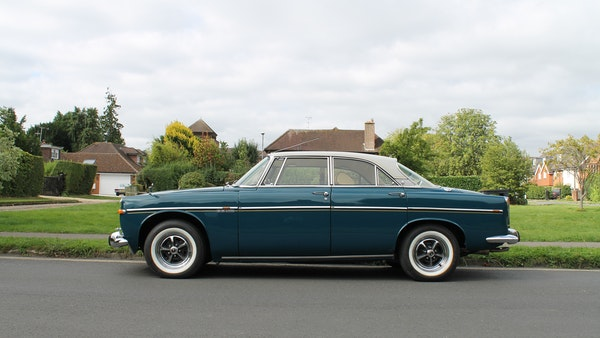 1970 Rover P5B 3.5 Coupe For Sale (picture 5 of 130)