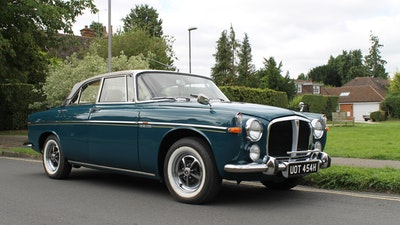 1970 Rover P5B 3.5 Coupe