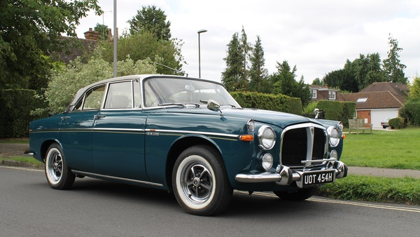1970 Rover P5B 3.5 Coupe For Sale (picture 1 of 130)