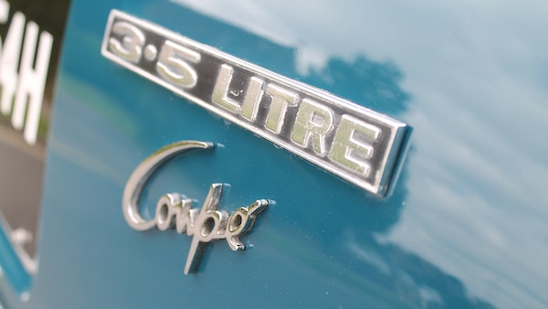 1970 Rover P5B 3.5 Coupe For Sale (picture 99 of 130)