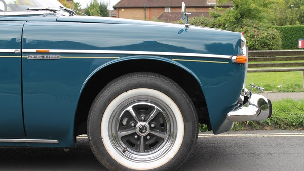 1970 Rover P5B 3.5 Coupe For Sale (picture 103 of 130)