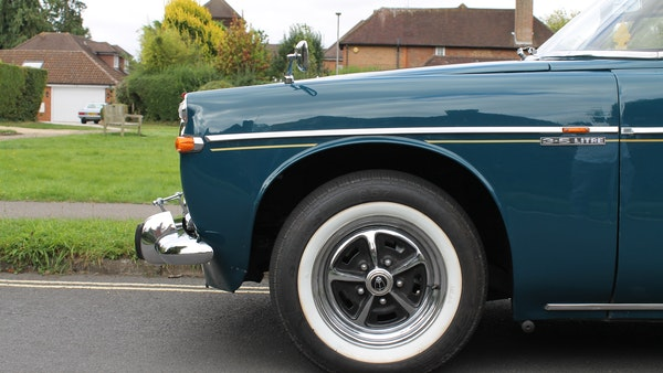 1970 Rover P5B 3.5 Coupe For Sale (picture 96 of 130)