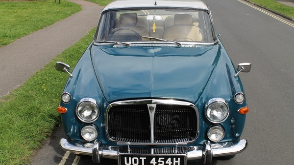 1970 Rover P5B 3.5 Coupe For Sale (picture 22 of 130)